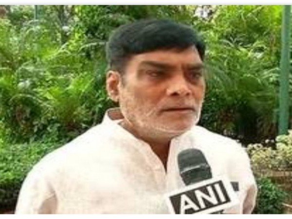 BJP leader and Pataliputra MP Ram Kripal Yadav. (Photo/ANI)