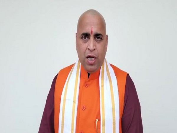 BJP Andhra Pradesh co in charge Sunil V Deodhar