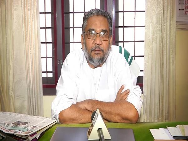 Bharatiya Janata Party (BJP) Kerala Vice President KS Radhakrishnan (Photo/ANI)