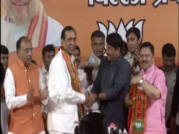 Chauhan joined the BJP in the presence of Delhi unit party president Manoj Tiwari.