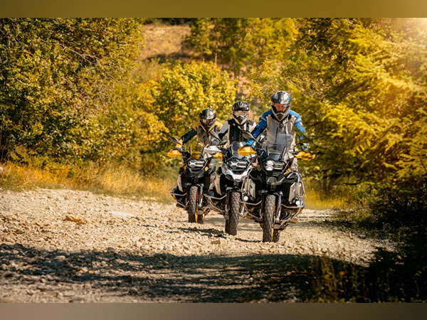 BMW R 1250 GS and BMW R 1250 GS Adventure