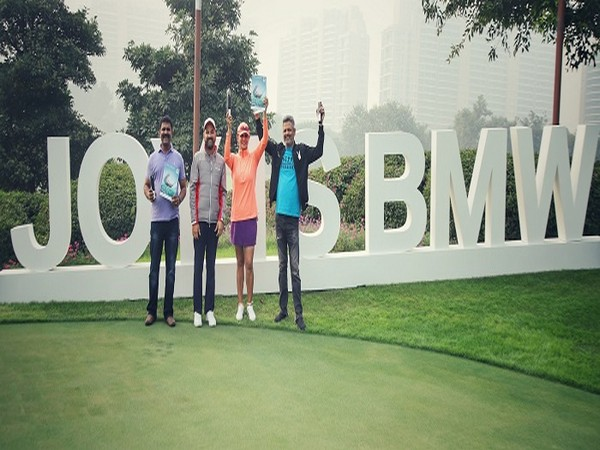 Team India Announced for World Final of BMW Golf Cup International