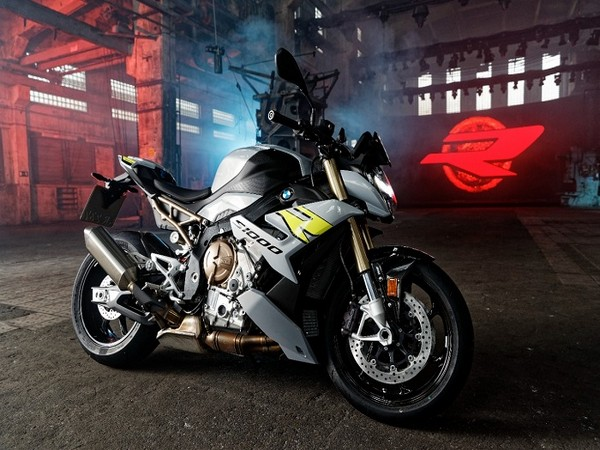 The all-new BMW S 1000 R