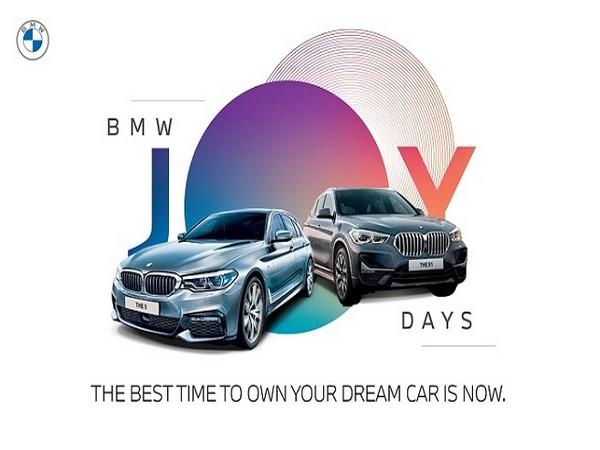 BMW JOY Days