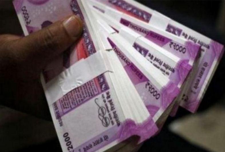 """Srivastava was taking a bribe of Rs 20,000 to quash the transfer order of Vijay Pratap Saroj,"" said the Vigilance Department in a statement on Saturday."