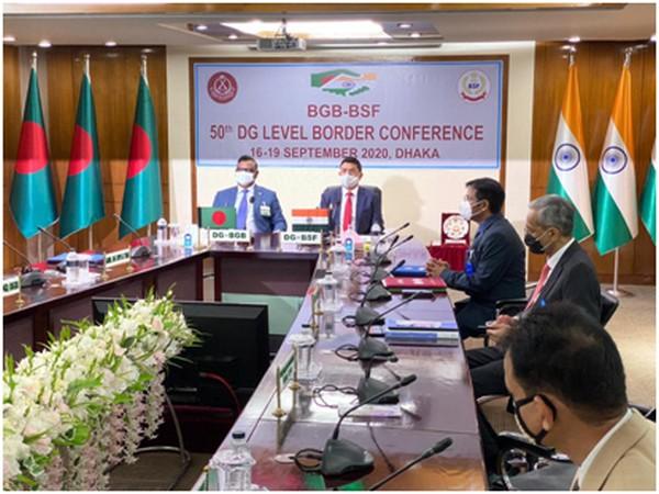 BSF and BGB held Directors General Level talks