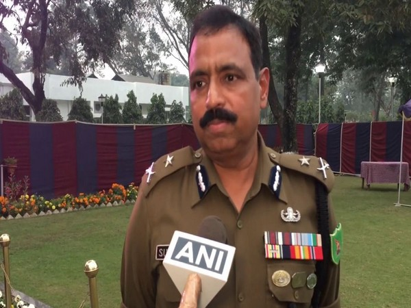 North Bengal Frontier Inspector General, Sunil Kumar (Photo/ANI)
