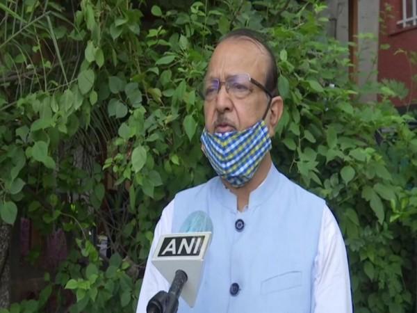 Bahujan Samaj Party national spokesperson Sudhindra Bhadoria (File photo)