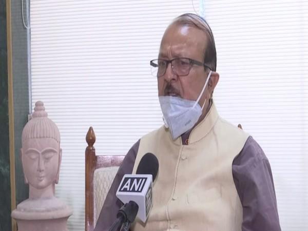 BSP national spokesperson Sudhindra Bhadoria (File Phoro)