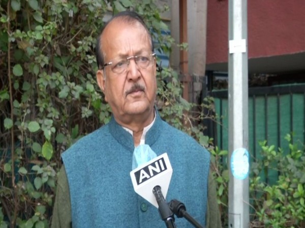 Bahujan Samaj Party (BSP) national spokesperson Sudhindra Bhadoria (Photo/ANI)