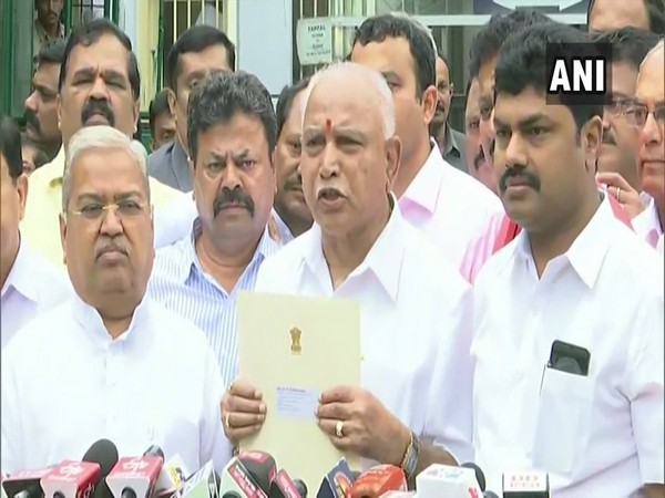 Chief Minister BS Yediyurappa (File photo)