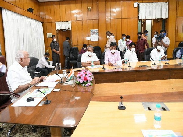 Karnataka Chief Minister BS Yediyurappa launched an online program for the implementation of the Village One Center on Thursday.
