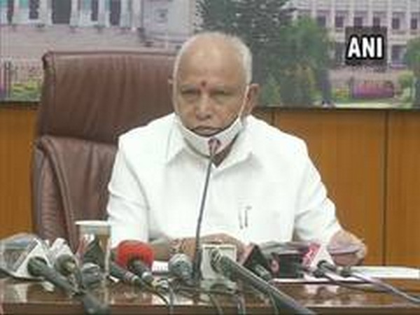Karnataka Chief Minister BS Yediyurappa. (File photo)