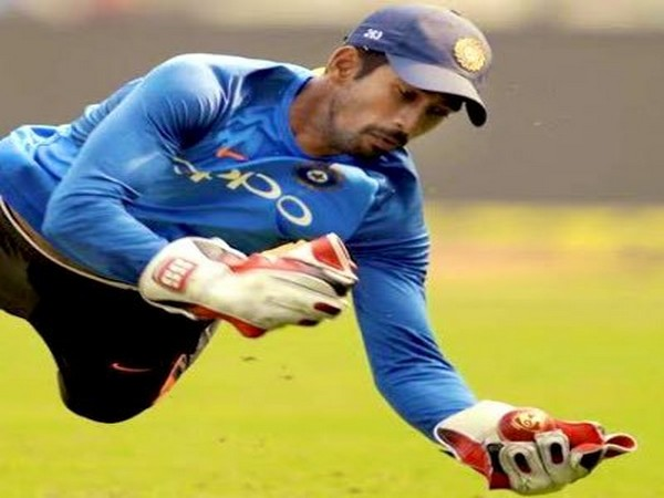 India wicket-keeper batsman Wriddhiman Saha (Photo/ Wriddhiman Saha Twitter)