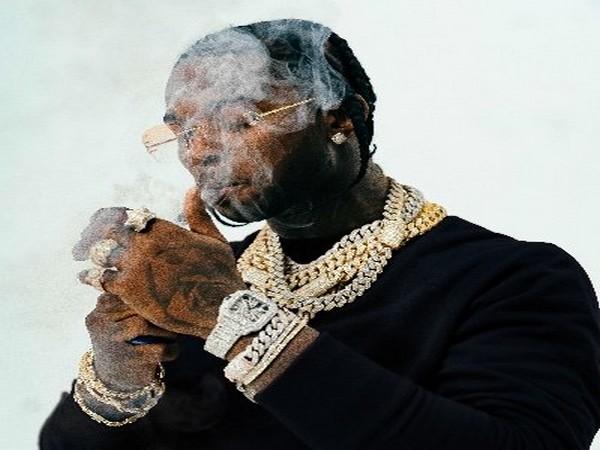 Rapper Pop Smoke (Image Source: Twitter)