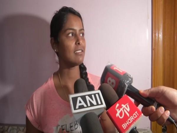 Deepika Kumari sister Vidya