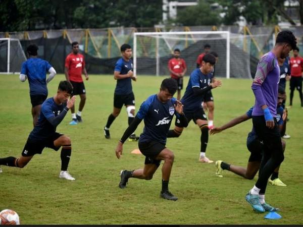 Bengaluru FC will play Kerala Blasters at VYBK (Photo: Durand Cup)