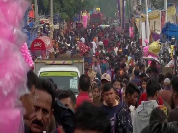 Lakhs of devotees thronged the annual Jhiri Mela 2019 on Saturday.