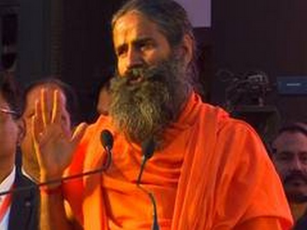 Yoga Guru Baba Ramdev. (File photo)