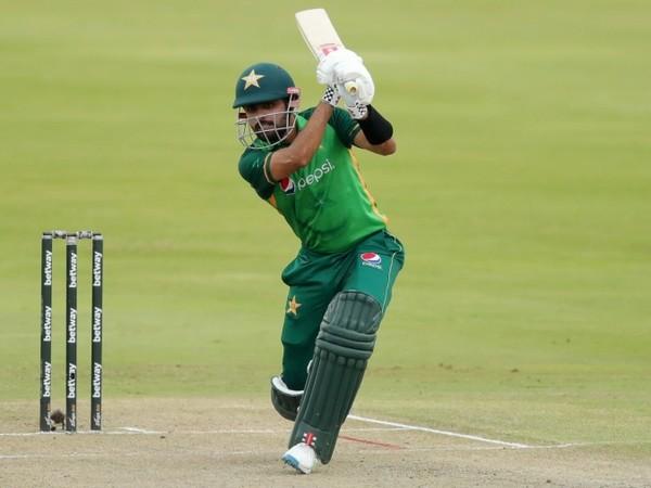 Pakistan skipper Babar Azam (Photo/ PCB Media Twitter)