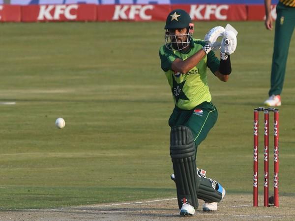 Pakistan skipper Babar Azam (Photo/ ICC Twitter)