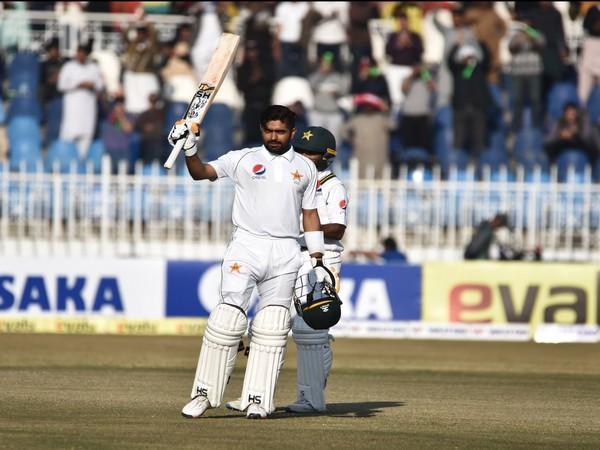 Pakistan batsman Babar Azam (Photo/ Pakistan Cricket Twitter)