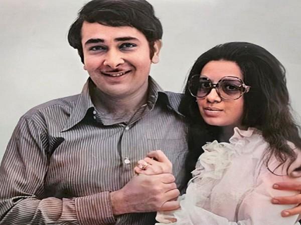 Veteran actors Randhir Kapoor and Babita Kapoor (Image Source: Instagram)