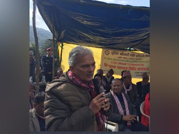 Former Prime Minister of Nepal Baburam Bhattarai