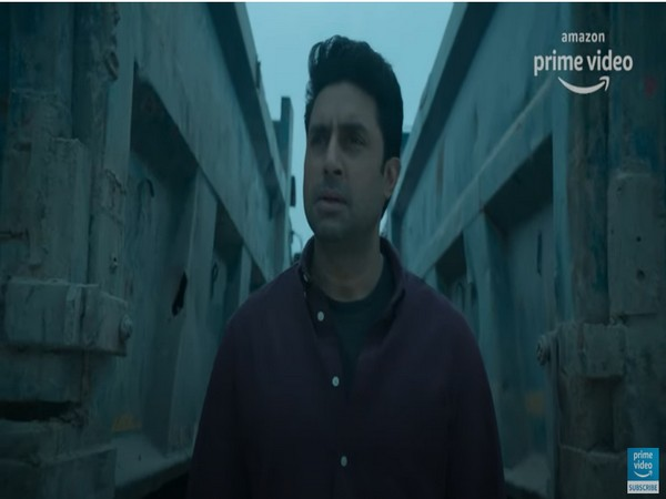 Still from the official trailer of 'Breathe Into The Shadows' featuring actor Abhishek Bachchan (Image ssource: YouTube)