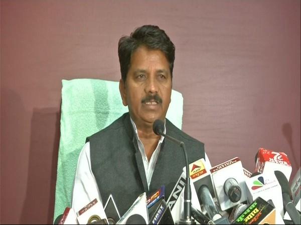 Madhya Pradesh Home Minister Bala Bachchan. File photo/ANI