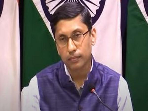 Ministry of External Affairs (MEA) spokesperson Arindam Bagchi (File Image)