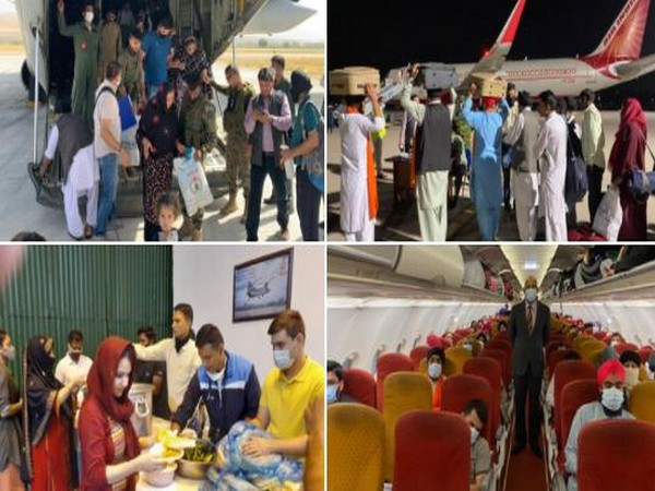 Air India flight carrying 78 passengers, including 25 Indian citizens is en route to New Delhi from Dushanbe. (Twitter)
