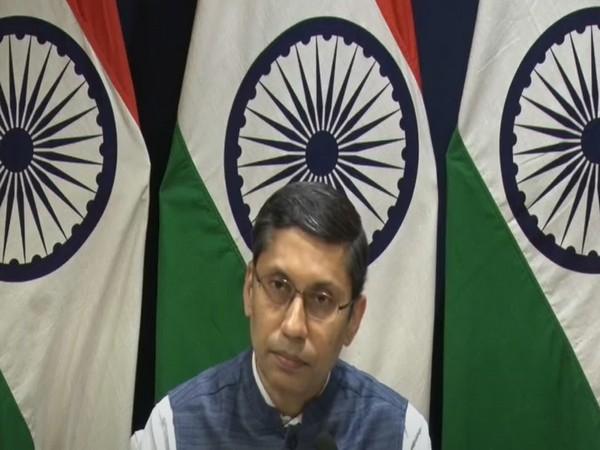 MEA spokesperson Arindam Bagchi