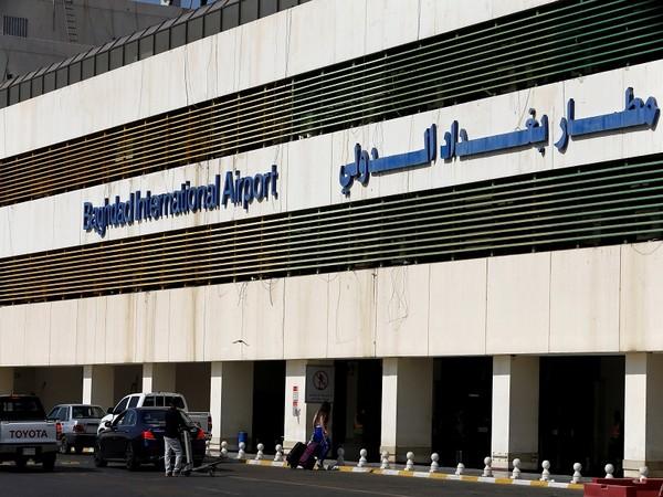 Baghdad International Airport (Photo Credit - Reuters)