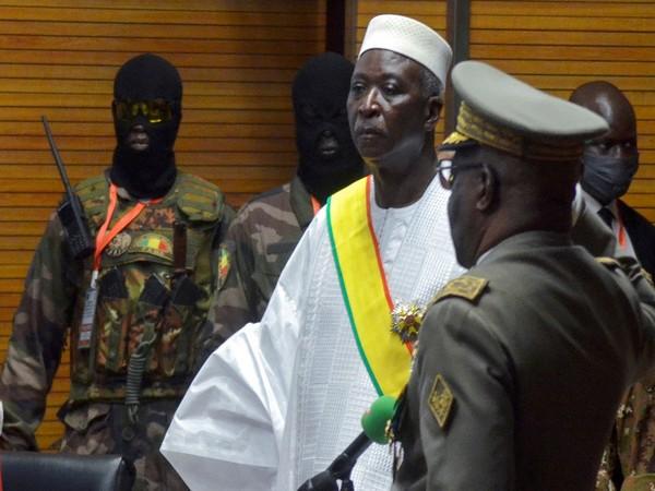 Mali's transitional President Bah N'Daw (Photo Credit - Reuters)