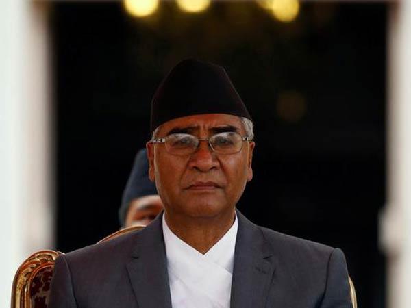 Nepal's new Prime Minister Sher Bahadur Deuba