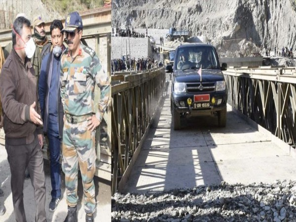 The Jammu-Srinagar highway remained closed for more than a week as the bridge at Kela Morh was blocked after one of its passways was damaged due to a landslide.