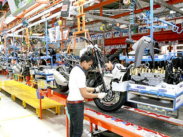 Commercial vehicle sales in domestic market were down 78 pc last month to 7,659 units.