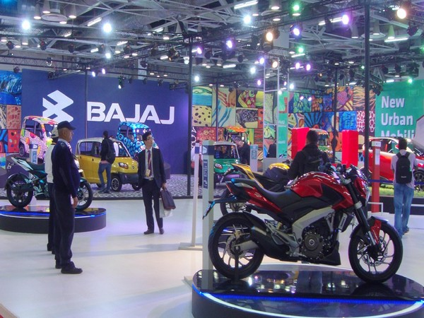 The company is world's third largest manufacturer of motorcycles.