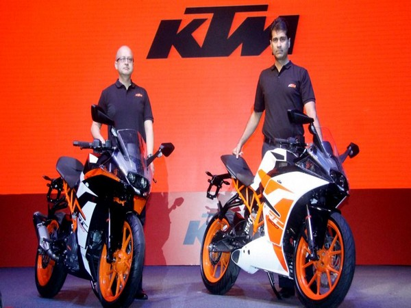 KTM Industries Group is the biggest European motorcycle producer.