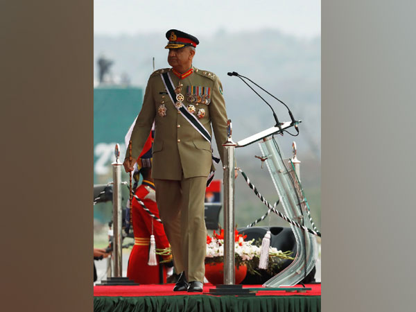 Pakistan's Army Chief of Staff General Qamar Javed Bajwa (Photo Credit - Reuters)