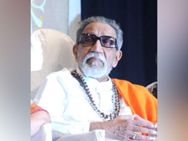 Late Shiv Sena founder Bal Thackeray. (File photo)