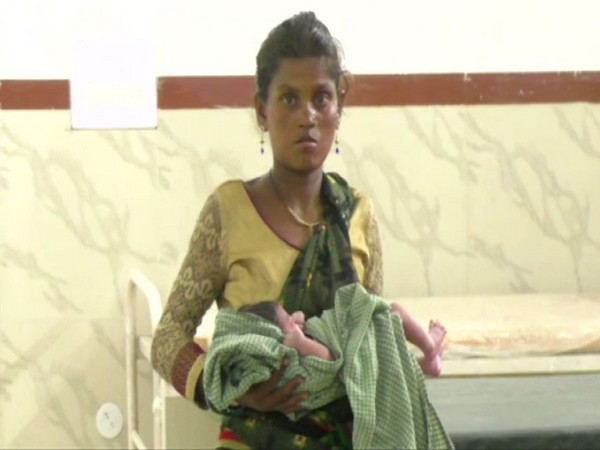 The mother and child have been placed in quarantine in Odisha