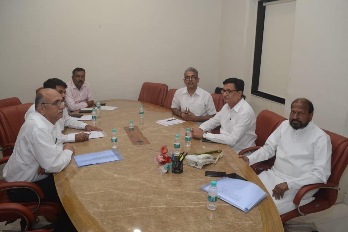 Balasaheb Thorat chairs meeting over 'Bharat Bachao Rally'