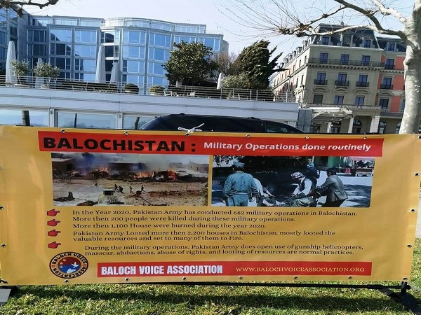 Photo exhibition in Geneva highlights persecution of Baloch