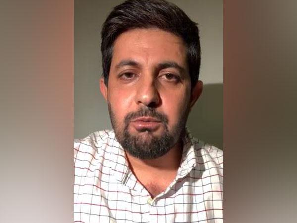 Hammal Haider, Foreign spokesman of the Baloch National Movement