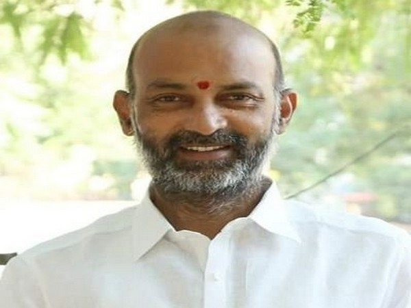 Telangana BJP chief Bandi Sanjay Kumar