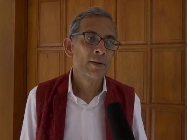 Nobel laureate Prof Abhijit Banerjee. File photo/ANI