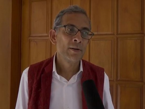 Abhijit Banerjee will be awarded with the Nobel prize at a function in Stockholm on December 10. Photo/ANI