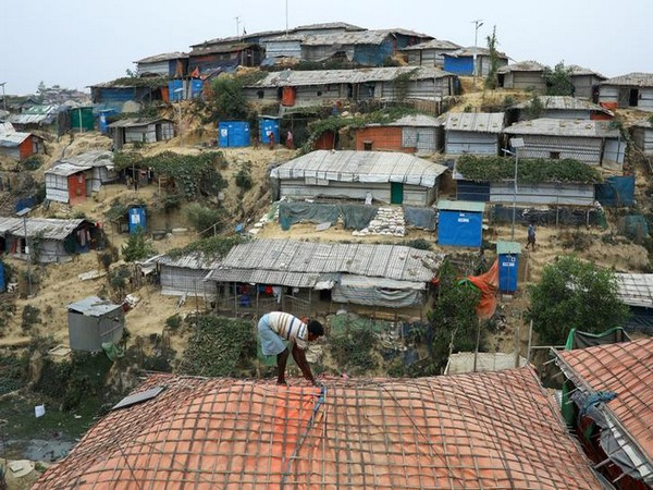 Rohingyas settlement in Cox's Bazar